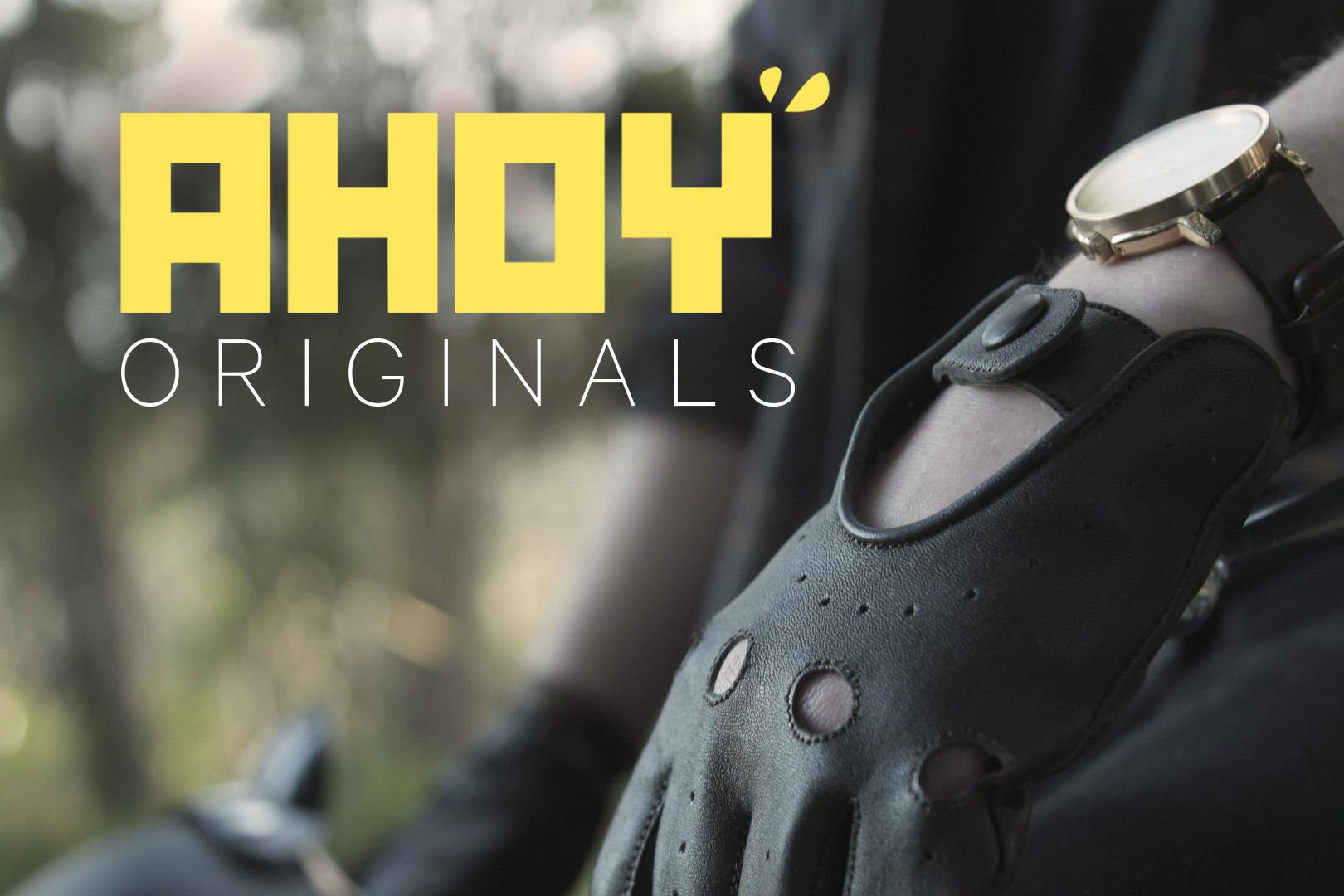 Ahoy Originals Poster